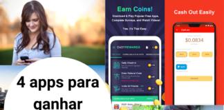 Melhores aplicativos para ganhar dinheiro Online)